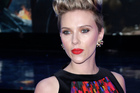 Scarlett Johansson's movies earn more than any other actress, a report by Box Office Mojo claims. Photo/AP