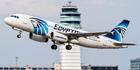 An EgyptAir Airbus A320 taking off from Vienna in Austria. Photo / AP