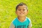 Three year old Moko Rangitoheriri picture / supplied