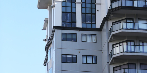 Inner city Auckland apartments today. Photo / File