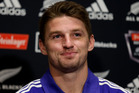 Beauden Barrett of the All Blacks and Hurricanes. Photo / Getty Images.