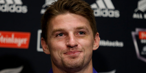 Loading Beauden Barrett of the All Blacks and Hurricanes. Photo / Getty Images.