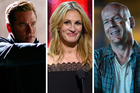 Directors weren't happy working with Val Kilmer, Julia Roberts and Bruce Willis. Photo / Supplied, AFP