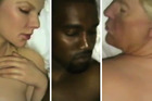 Did Taylor Swift and Donald Trump really appear in Kanye West's latest music video, Famous?