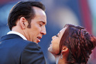 Nicolas Cage and Alice Kim split in January, but have only just confirmed the news. Photo/AP