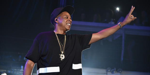 Jay Z launched the music streaming platform Tidal in march 2015. Now Apple wants to acquire it. Photo / Getty