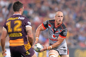 NRL: Warriors release Jeff Robson