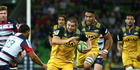 Dane Coles of the Hurricanes runs with the ball during the round eight Super Rugby match against the Rebels. Photo / Getty