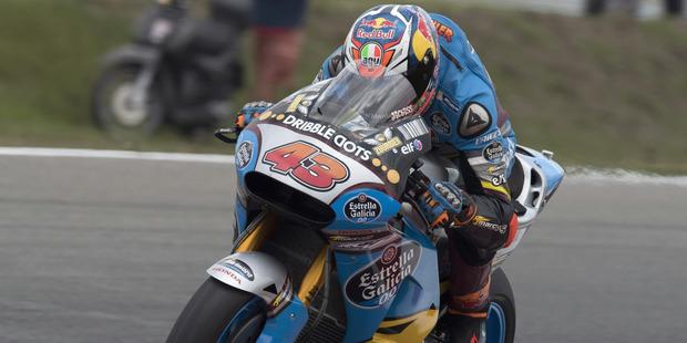 Jack Miller during the MotoGP Netherlands. Photo / Getty Images
