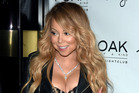 Singer/songwriter Mariah Carey. Photo / Getty Images