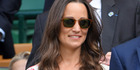 Pippa Middleton attends day one of the Wimbledon Tennis Championships at Wimbledon on June 27, 2016 in London, England.