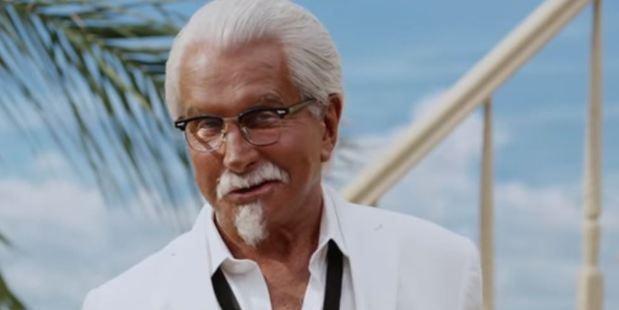 Loading George Hamilton's latest role has not been well received. Photo / YouTube