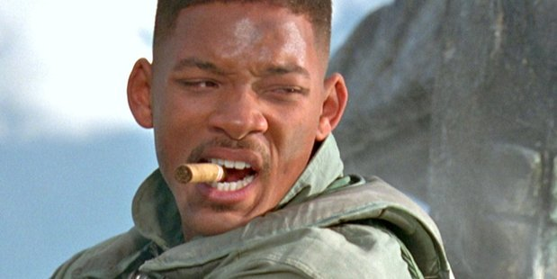 Will Smith's character was killed off for the Independence Day sequel, Resurgence.