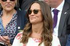Pippa Middleton's Wimbledon wardrobe malfunction