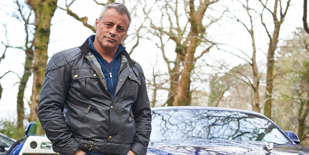 "Matt LeBlanc has begun a ""romance"" with a woman who worked on the Top Gear set. Photo / Supplied"