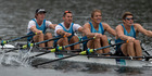 Olympics: NZ rowing crew replace banned Russians for Rio