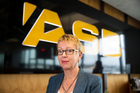 ASB Bank chief executive Barbara Chapman. The proposal would affect around 130 people working in part-time positions. Photo / Michael Craig
