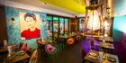 Frida Cocina Mexicana and Tequila Bar on the Viaduct Basin. Photo / Jason Oxenham
