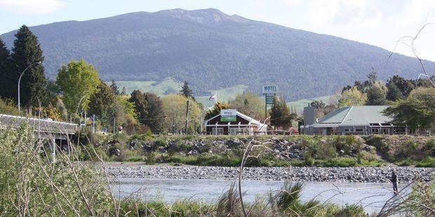 Turangi on the Tongariro river. Photo / Hannah Bartlett