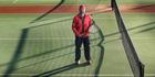 Tauranga lawn tennis coach Luis Luna has been selected by Tennis New Zealand to take a national team to Fiji for an international tournament. Photo/John Borren