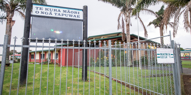 A sex offender was placed within 10m of Te Kura Maori o Nga Tapuwae school in Mangere, then at the end of May was moved into the same street as another school.