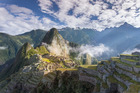 The tourist ignored warnings from safety wardens at Machu Picchu. Photo / iStock