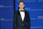 Tom Hiddleston may have been pipped for the role. Picture / AP