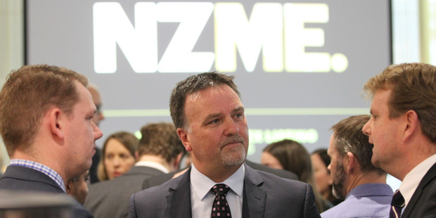Less than 1 per cent of NZME is currently owned by New Zealand shareholders, opening up big opportunity for local investors, CEO Michael Boggs says. Photo / Greg Bowker