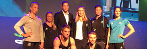 NZ Olympic team outfits unveiled