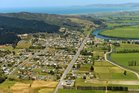 Kaitangata is about 10km south-east of Balclutha, and sits on the Clutha River delta. Photo / Otago Daily Times