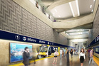 Auckland Transport estimated CRL build costs of $2.5 billion and completion for 2023. Photo / AT