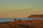 Wairau Bar was once a scrub-covered island. Photo / Luka Zappula
