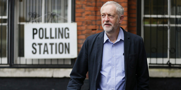 Corbyn Corbyn has so far refused to resign as Labour leader. Photo / AP