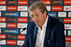 England manager Roy Hodgson looks baffled after his side's shock exit from Euro 2016 at the hands of minnows Iceland.