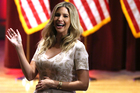 Writers beg Ivanka Trump to protect Americans from her father. Photo / AP