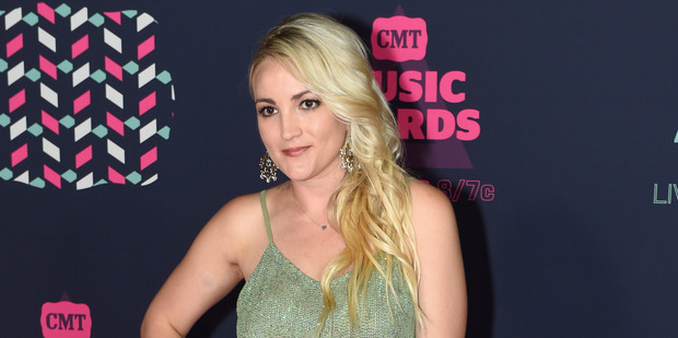 Jamie Lynn Spears fell pregnant when she was just 16 years old. Photo / AP