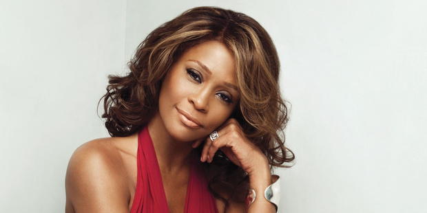 A lot of Whitney Houston's things sold, but not her Grammy. Photo / supplied