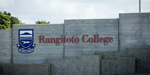 """The board at Rangitoto College approved the use of trained detection dogs """"if and when needed"""" at its last meeting. Photo / Dean Purcell"""