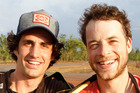 Andy Lee and Hamish Blake are one of Australia's most famous comedy duos. But they were nearly a trio.