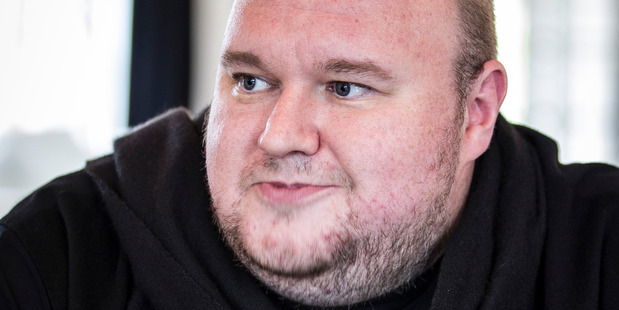 Kim Dotcom says he sent money to help Andrus Nomm, the only person convicted in the Megaupload trials. Photo / File