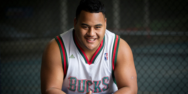 Taniela Tupou is set to make his long-awaited Super Rugby debut. Photo / Sarah Ivey