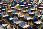 Most of those caught cheating in NCEA exams were in Auckland (159), followed by Wellington with 27. Photo: Paul Estcourt