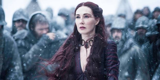 Could Melisandre be next to die? Photo / HBO