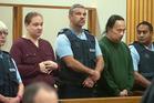 Tania Shailer and David Haerewa appear in the Rotorua High Court for sentencing for the death of 3-year-old Moko Rangitoheriri. Photo/file