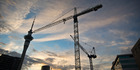 Construction and services firms were the most upbeat with a net 37 per cent and 36 per cent respectively expecting the economy to improve. Photo / Greg Bowker
