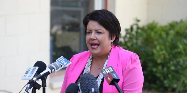 Minister for Social Housing Paula Bennett. PHOTO/FILE