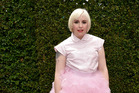 Lena Dunham has slammed Kanye West's Famous video, and she wasn't even in it. Photo / AP