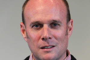 Iain Maxwell, Hawke's Bay Regional Council group manager for resource management.