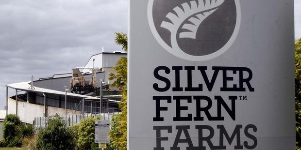 Silver Fern Farms. Photo / File