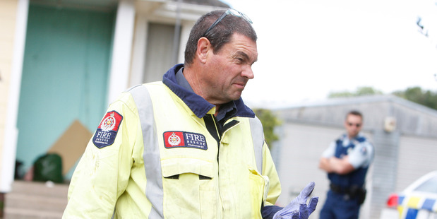 RULES: Craig Bain is urging landlords and tenants to review the changes made to the Residential Tenancy Act regarding smoke alarms. PHOTO/JOHN STONE